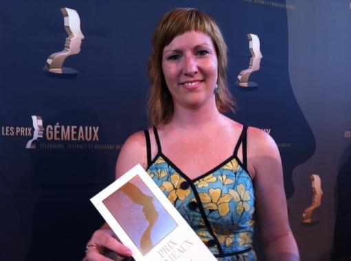 Catherine Legault, Nomination pour Meilleur Montage - Magazine