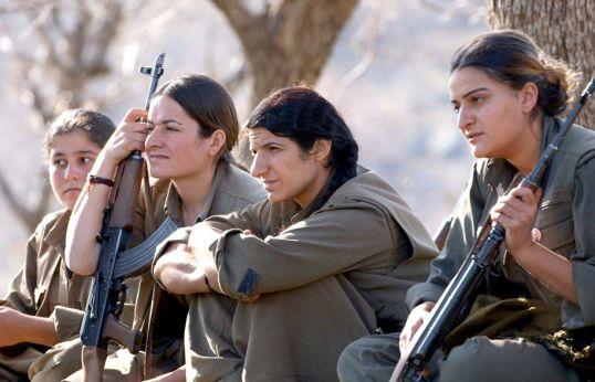 Kurdistan PKK Femmes