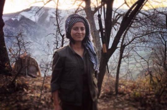 Kurdistan_Femme PKK
