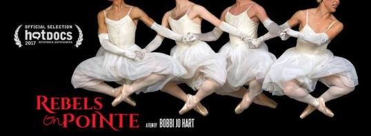 Rebels on Pointe Hot Docs